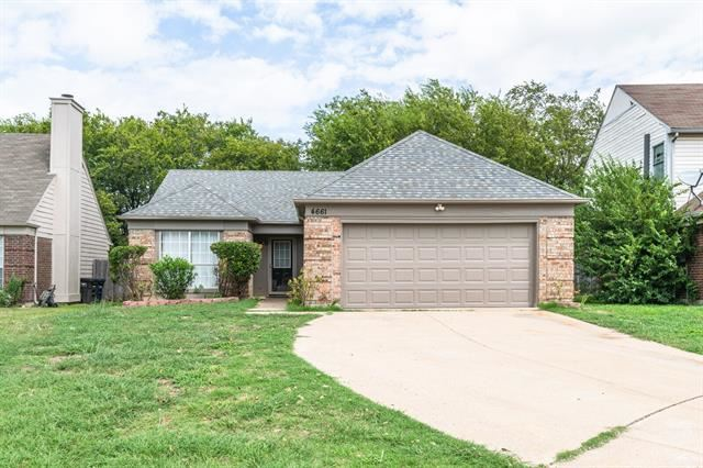 4661 Feathercrest Drive, Fort Worth, TX 76137 - #: 14428951