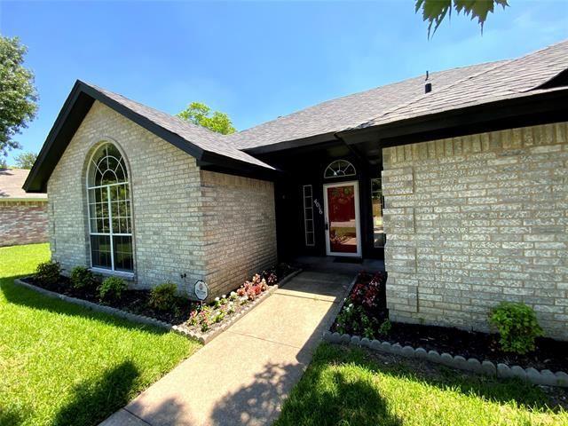 4016 Garden Park Drive, North Richland Hills, TX 76180 - #: 14593952
