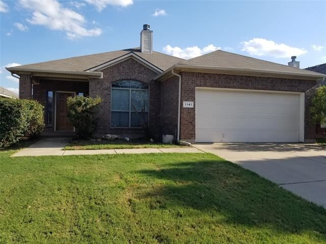 1141 Roping Reins Way, Fort Worth, TX 76052 - #: 14401953