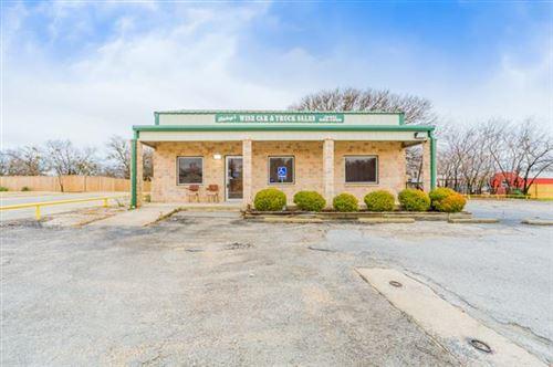 Photo of 1110 Hovey Street, Bridgeport, TX 76426 (MLS # 14501954)