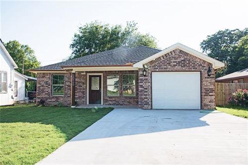 Photo of 1026 S Maxey Street, Sherman, TX 75090 (MLS # 14369956)