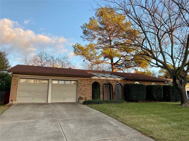 2505 Bent Tree Lane, Arlington, TX 76016 - #: 14477956