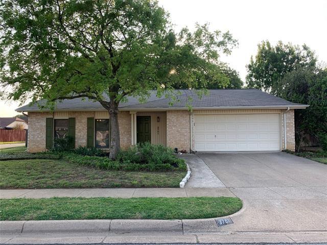 3701 Windsong Lane, Bedford, TX 76021 - #: 14554956