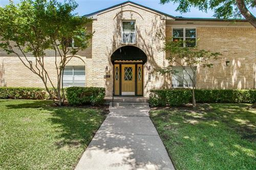 Photo of 5827 Sandhurst Lane #C, Dallas, TX 75206 (MLS # 14260957)
