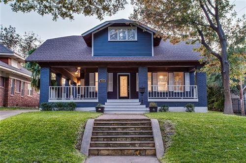 Photo of 725 Lowell Street, Dallas, TX 75214 (MLS # 14463958)