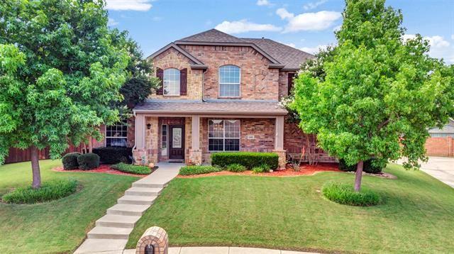 1601 Bryce Canyon Lane, Allen, TX 75002 - MLS#: 14598958