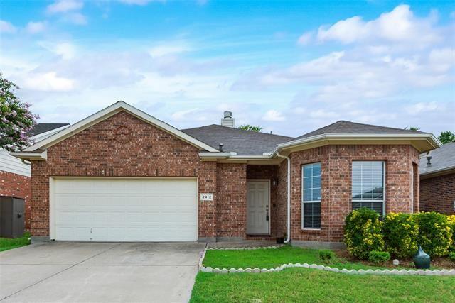2412 Priscella Drive, Fort Worth, TX 76131 - #: 14621958