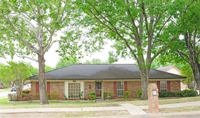 428 Wren Court, Bedford, TX 76021 - #: 14560959