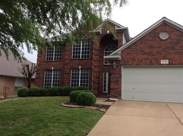 4745 Eagle Trace Drive, Fort Worth, TX 76244 - #: 14593959