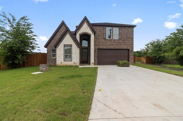 12558 Beasley Court, Fort Worth, TX 76126 - #: 14627959