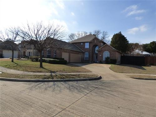 Photo of 4009 Stone Haven Drive, Garland, TX 75043 (MLS # 14262960)