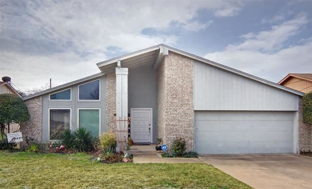 7012 Woodacre Road, Fort Worth, TX 76133 - #: 14509961