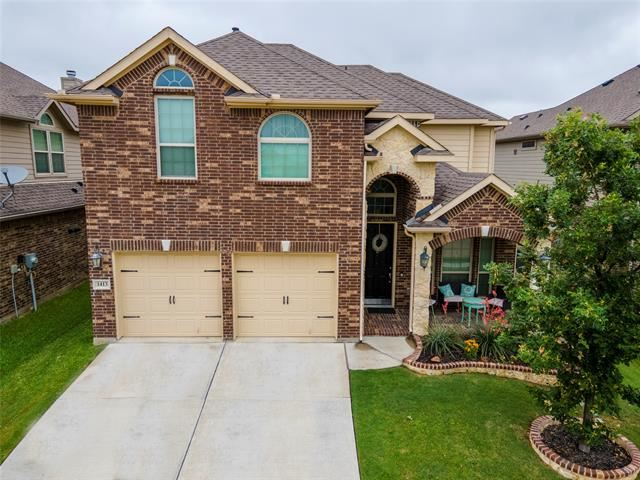 1413 Creosote Drive, Fort Worth, TX 76177 - #: 14584962