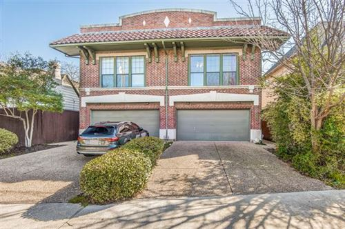 Photo of 5004 Mission Avenue, Dallas, TX 75206 (MLS # 14258963)