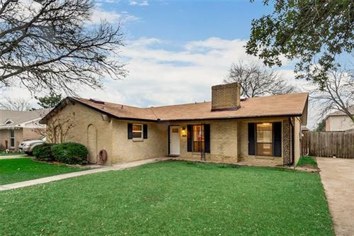 Photo of 3814 Cedar Creek Drive, Garland, TX 75043 (MLS # 14262964)
