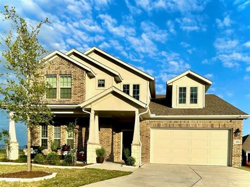 Photo of 514 Gentle Breeze Court, Heath, TX 75032 (MLS # 14560966)