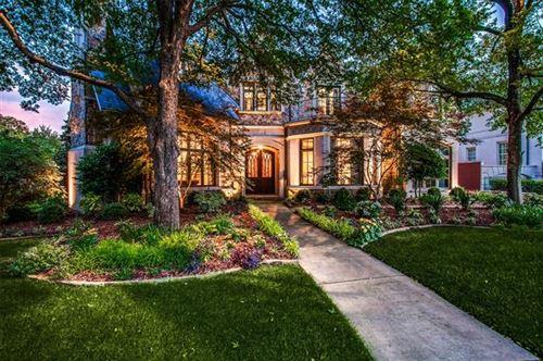 Tiny photo for 4201 Versailles Avenue, Highland Park, TX 75205 (MLS # 14609969)