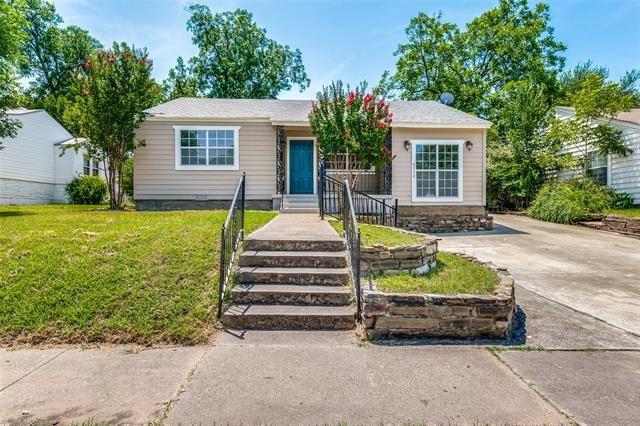 4112 Crestview Drive, Fort Worth, TX 76103 - #: 14387970
