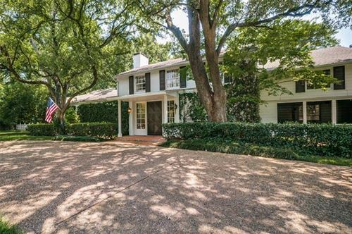 Photo of 5722 Chatham Hill Road, Dallas, TX 75225 (MLS # 14416971)