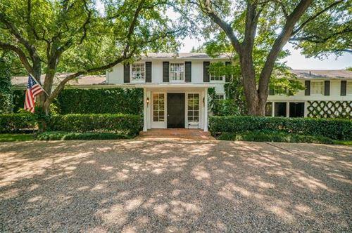 Tiny photo for 5722 Chatham Hill Road, Dallas, TX 75225 (MLS # 14416971)