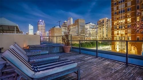 Photo of 2300 Leonard Street #408, Dallas, TX 75201 (MLS # 14376973)