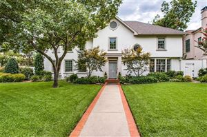 Photo of 4501 Lorraine Avenue, Highland Park, TX 75205 (MLS # 14193974)