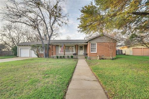 Photo of 6841 Hardisty Street, Richland Hills, TX 76118 (MLS # 14264974)