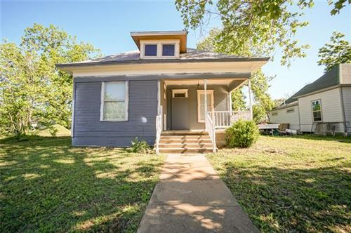 Photo of 721 W Monterey Street, Denison, TX 75020 (MLS # 14571974)