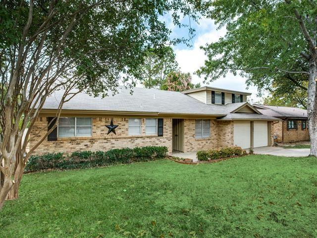 1121 Irwin Drive, Hurst, TX 76053 - #: 14458974