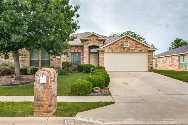 632 Bent Oak Drive, Fort Worth, TX 76131 - #: 14598975