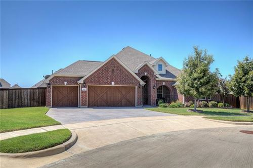 Photo of 1307 Siena Court, McLendon Chisholm, TX 75032 (MLS # 14675979)