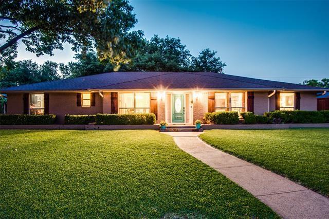 4727 Harvest Hill Road, Dallas, TX 75244 - #: 14357981