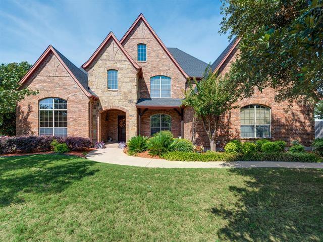229 Harper Court, Keller, TX 76248 - #: 14445981