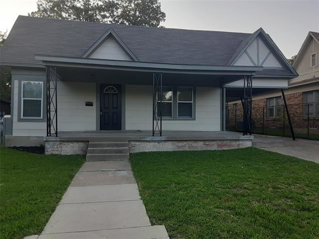 3563 Frazier Avenue, Fort Worth, TX 76110 - #: 14491981