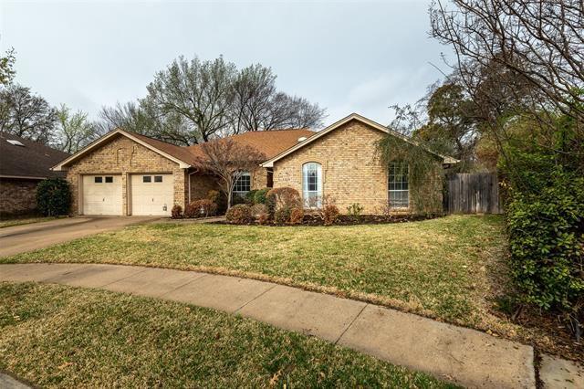 3329 Timber View Circle, Bedford, TX 76021 - #: 14533981