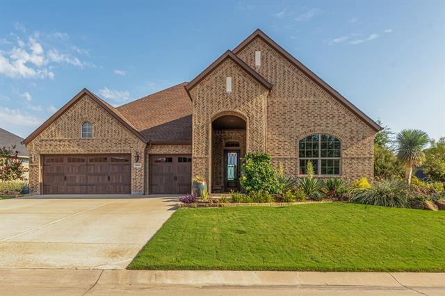 10600 Goodland Drive, Denton, TX 76207 - #: 14634981