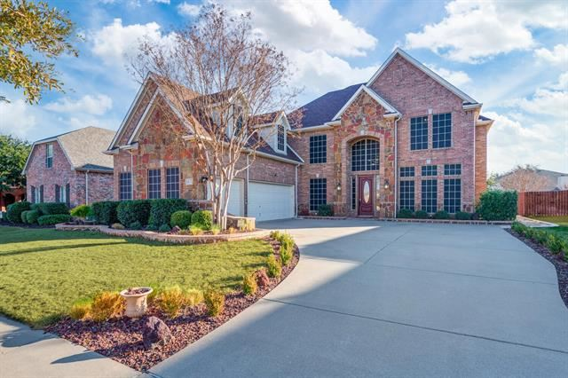4128 Willingham Court, Fort Worth, TX 76244 - #: 14496982