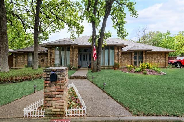 2110 Riverforest Court, Arlington, TX 76017 - #: 14554982