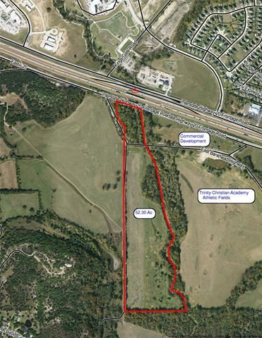 TBD E I-20 South Svc Road, Willow Park, TX 76087 - MLS#: 14486983