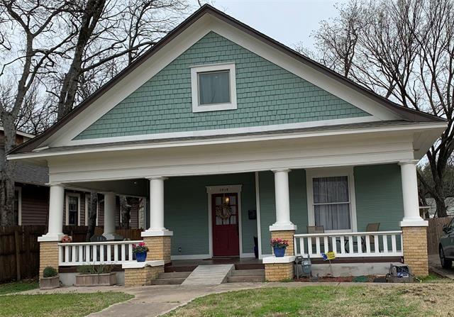 1616 Washington Avenue, Fort Worth, TX 76104 - #: 14535984