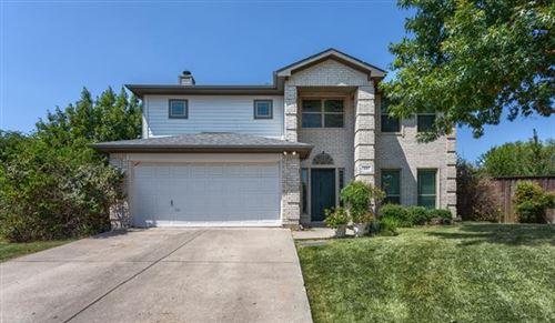 Photo of 201 Lake Travis Drive, Wylie, TX 75098 (MLS # 14662987)