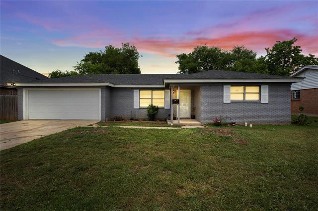 1337 Stafford Drive, Fort Worth, TX 76134 - #: 14557989