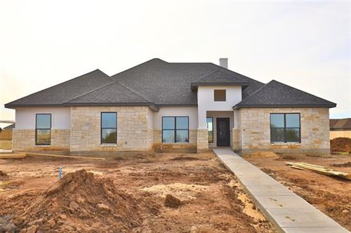 Photo of 209 El Camino Court, Abilene, TX 79602 (MLS # 14228990)