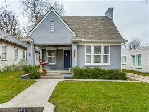 Photo of 5712 Victor Street, Dallas, TX 75214 (MLS # 14283992)