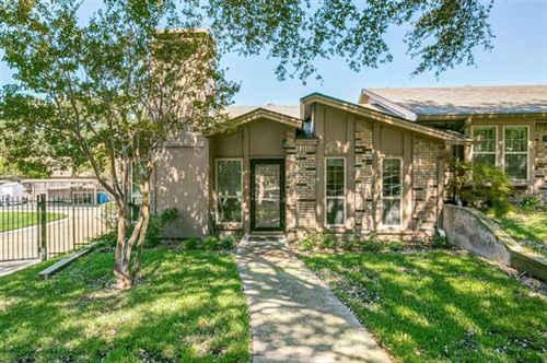 Photo of 7603 Pebblestone Drive #11, Dallas, TX 75230 (MLS # 14196993)