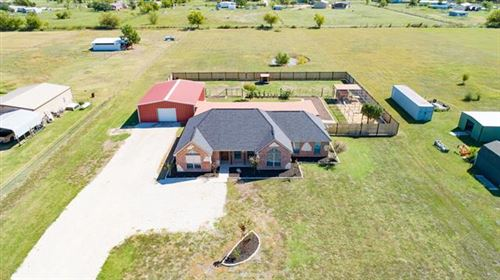 Photo of 370 County Road 2131, Valley View, TX 76272 (MLS # 14431993)