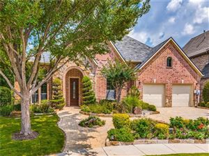 Photo of 20 Secluded Pond Drive, Frisco, TX 75034 (MLS # 14162994)