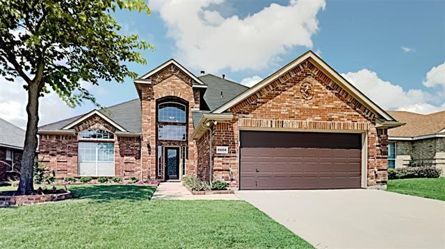 6604 Terrace Glen Drive, Arlington, TX 76002 - #: 14618994