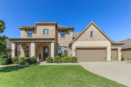 Photo of 1704 Yeddo Path, Flower Mound, TX 75028 (MLS # 14453995)