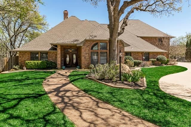 1000 Woodvale Court, Colleyville, TX 76034 - #: 14548997
